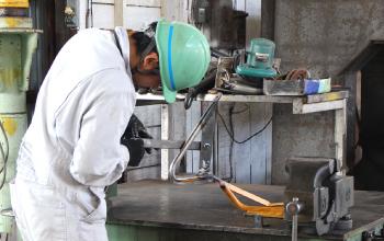 機械加工・溶接・高圧ホース制作