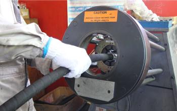 油圧ホース制作